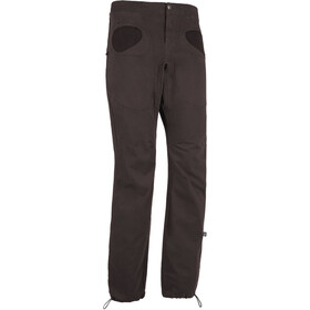 E9 Rondo Slim Trousers Men brown